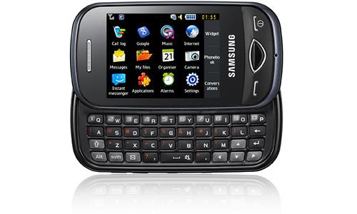 Samsung B3410 Delphi Noir Black