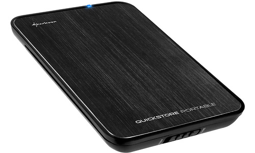 Sharkoon QuickStore Portable 500GB