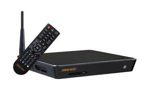 Dane-Elec SO G-Stream Streaming Multimedia Player