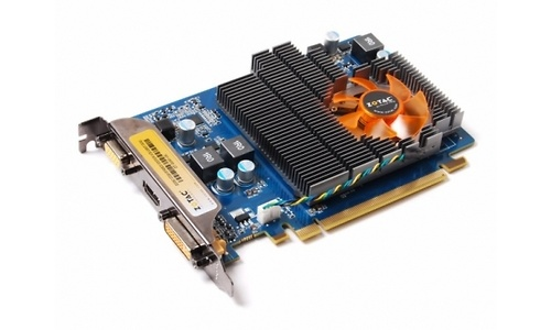 Zotac GeForce GT 220 Synergy Edition 1GB