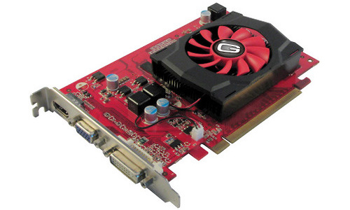 Gainward GeForce GT 220 1GB