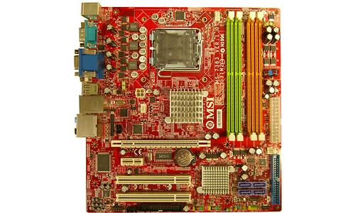 MSI G31M2-FD V1