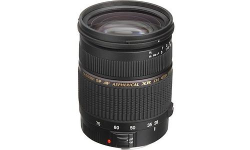 Tamron SP AF 28-75mm f/2.8 XR Di (Canon)