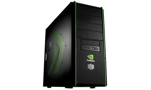 Cooler Master Elite 334 nVidia Edition