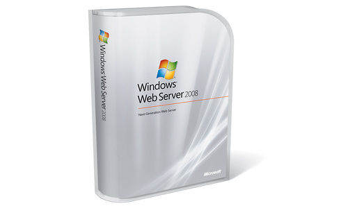 Microsoft Windows Web Server 2008 R2 FR