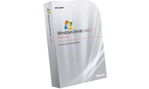 Microsoft Windows Server Standard 2008 R2 NL 25-user