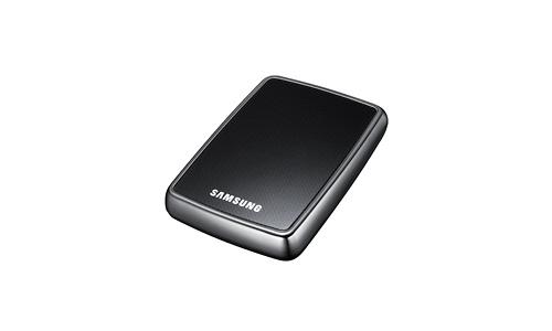 Samsung S2 Portable 640GB Black