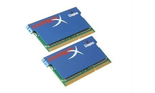 Kingston HyperX 4GB-1600 CL9 XMP Sodimm kit