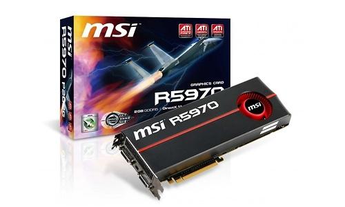 MSI R5970-P2D2G