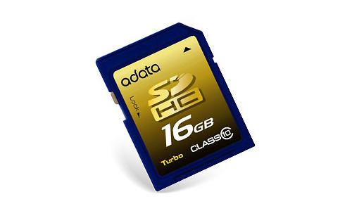 Adata SDHC Turbo 16GB