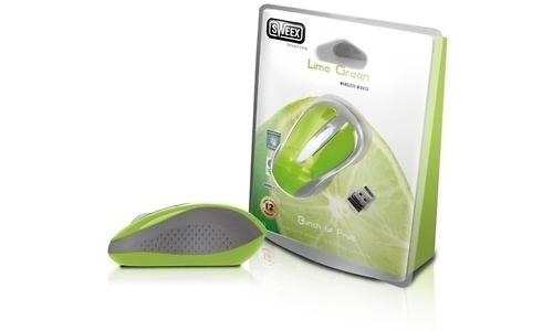 Sweex MI425 Wireless Mouse Green