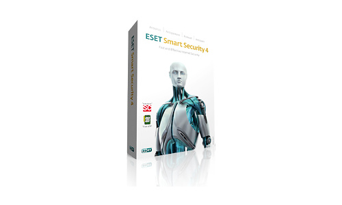 Eset Smart Security 4 (1-year)