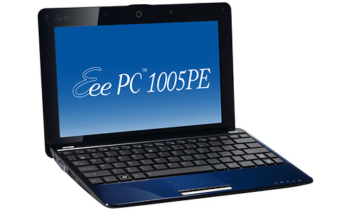 Asus Eee PC 1005PE Blue