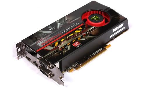 XFX Radeon HD 5770 XXX 1GB