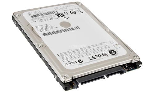 Fujitsu MJA2500BH 500GB SATA2 (OEM)