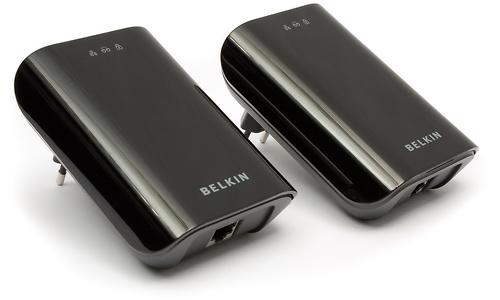 Belkin Gigabit Powerline HD Starter kit