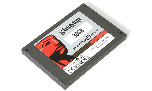 Kingston SSDNow V 30GB (stand-alone drive)