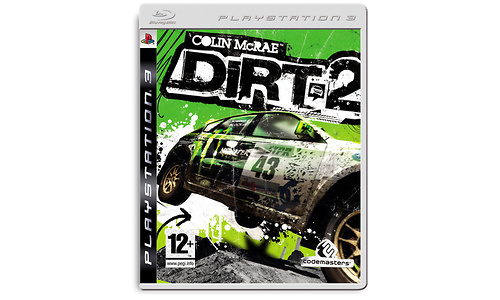 Colin McRae DiRT 2 (PlayStation 3)