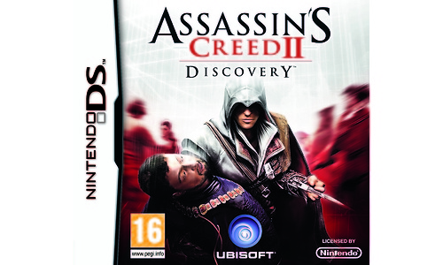 Assassin's Creed 2: Discovery (Nintendo DS)