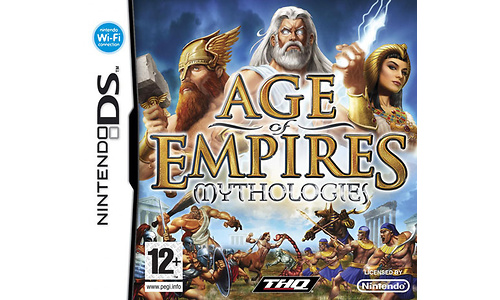 Age of Empires III: Mythologies (Nintendo DS)