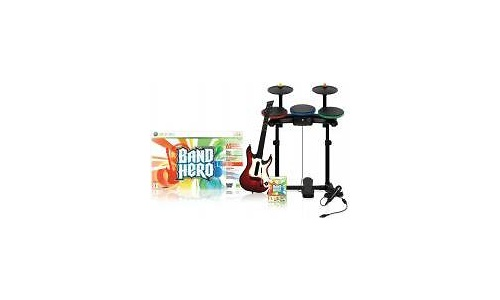 Band Hero Super Bundle (Xbox 360)