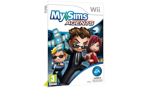 MySims: Agents (Wii)