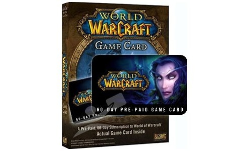 World of Warcraft, 60 days Pre-Paid (PC)