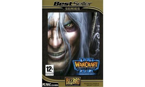 Warcraft III: Frozen Throne (PC)