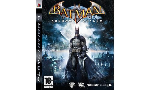 Batman: Arkham Asylum (PlayStation 3)
