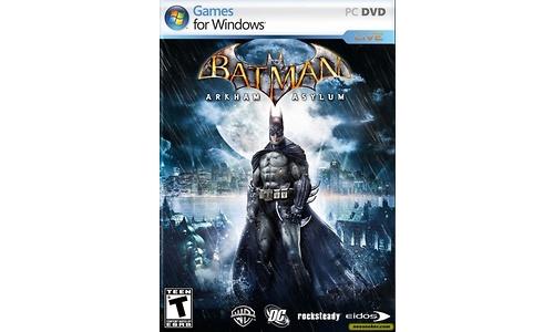 Batman: Arkham Asylum, Collector's Edition (PC)