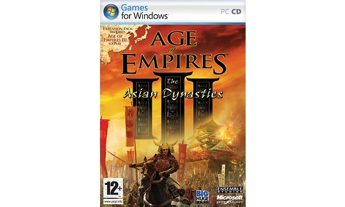 Age of Empires III: The Asian Dynasties (PC)