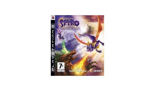 Legend of Spyro: Dawn of the Dragon (PlayStation 3)