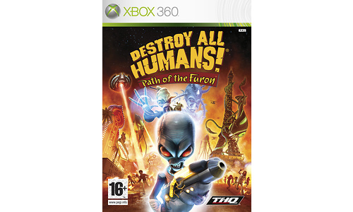 Destroy All Humans: Path of the Furon (Xbox 360)
