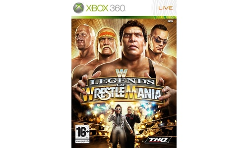 WWE Lege(Nintendo DS) of WrestleMania (Xbox 360)