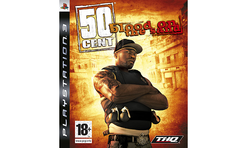 50 Cent, Blood on the Sand (PlayStation 3)