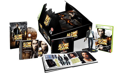 Alone In The Dark: Near Death Investigation Limited Eidtion (PC)