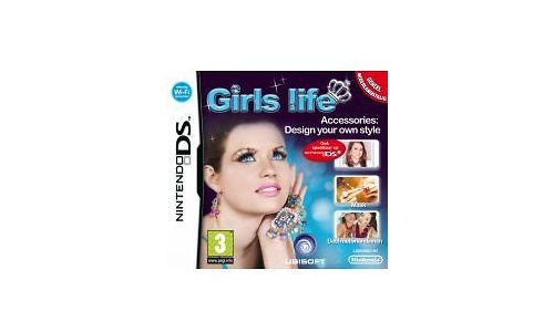 Girls Life, Design Your Own Style (Nintendo DS)