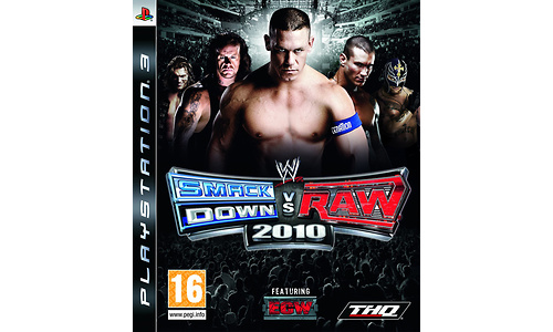 WWE SmackDown vs Raw 2010 (PlayStation 3)