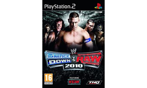 WWE SmackDown vs Raw 2010 (PlayStation 2)
