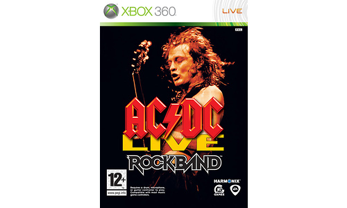AC/DC Live, Rock Band Track Pack (Xbox 360)