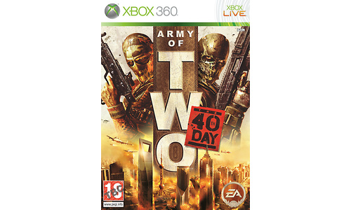 Army of Two, The 40th Day (Xbox 360)