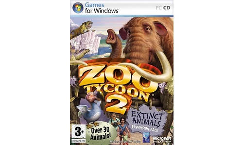 Zoo Tycoon 2: Extinct (PC)