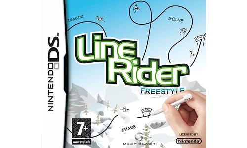 Line Rider: Freestyle (Nintendo DS)