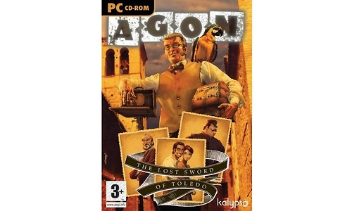 Agon, The Lost Sword of Toledo (PC)