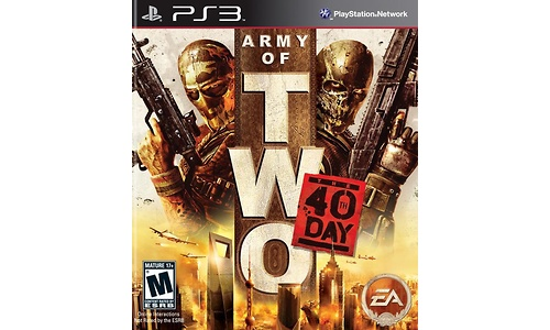 Army of Two, The 40th Day (PlayStation 3)