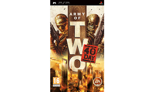 Army of Two, The 40th Day (PSP)