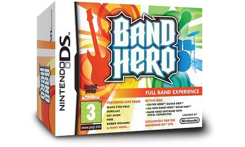 Band Hero (Nintendo DS)