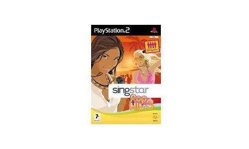 SingStar, Pop Edition (PlayStation 2)
