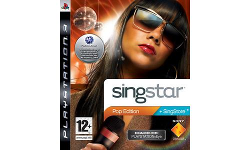 SingStar, Pop Edition (PlayStation 3)