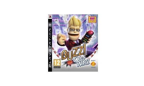 Buzz! Quiz World (PlayStation 3)